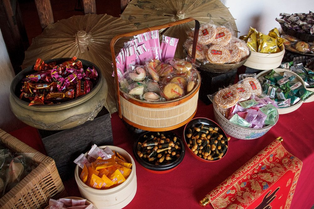 felicievents.com | Corporate Event planner | Asian Theme Dinner | Fundraiser | Non-Profit | Asian Candy Bar