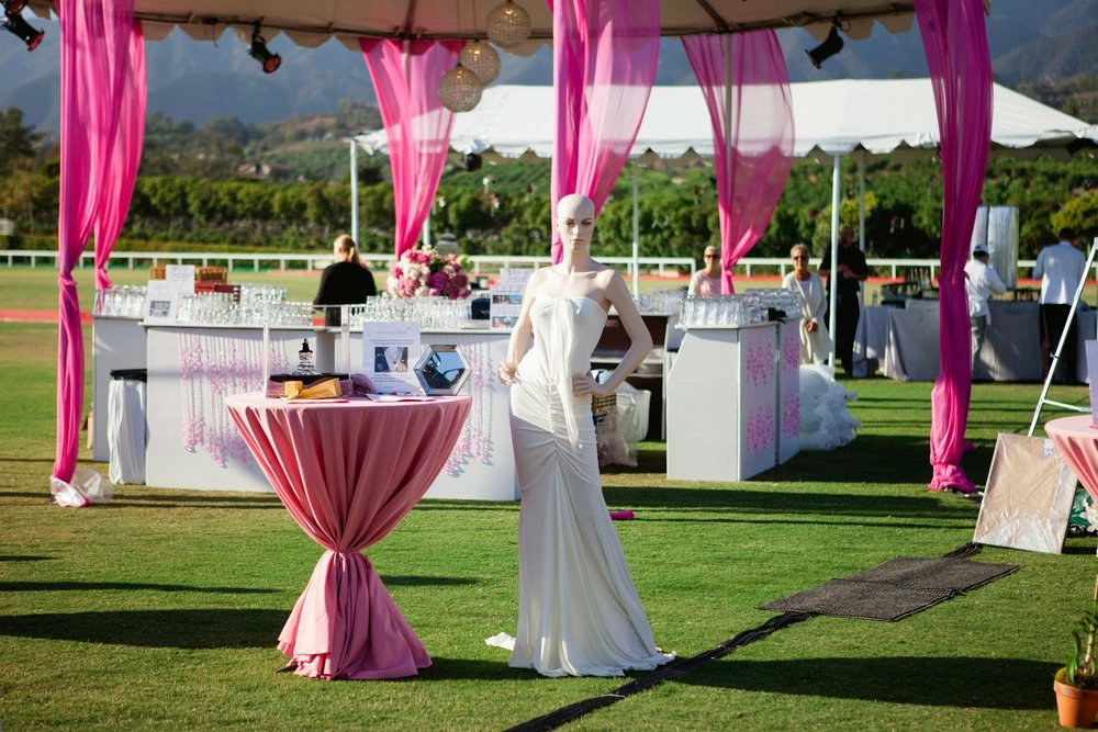 www.FeliciEvents | Pink Polo Party | Funraising Event | Felici Fundraiser | Polo Theme | Clarissa Koenig Photography | Event Design