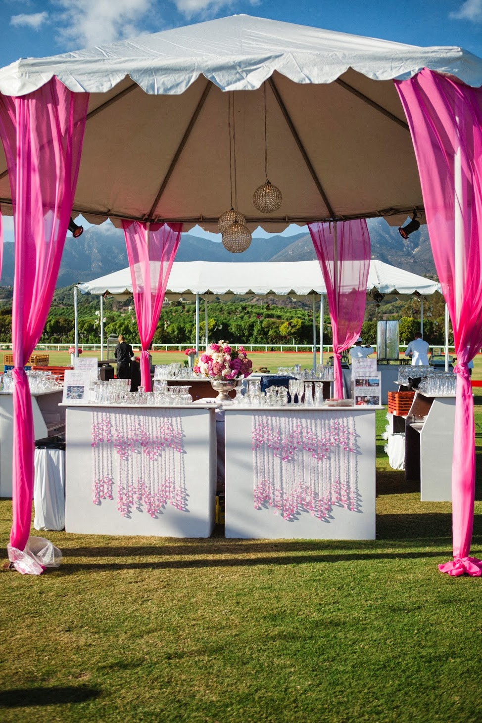 www.FeliciEvents | Pink Polo Party | Funraising Event | Felici Fundraiser | Polo Theme | Clarissa Koenig Photography | Bellavista Designs | Bar