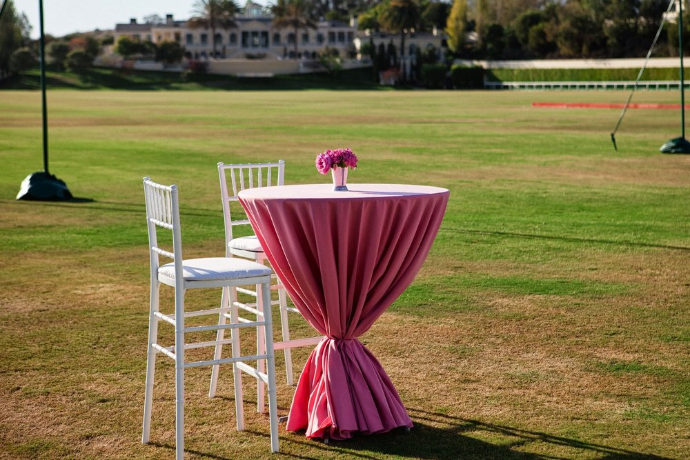 www.FeliciEvents | Pink Polo Party | Funraising Event | Felici Fundraiser | Polo Theme | Clarissa Koenig Photography | Hiboy Table