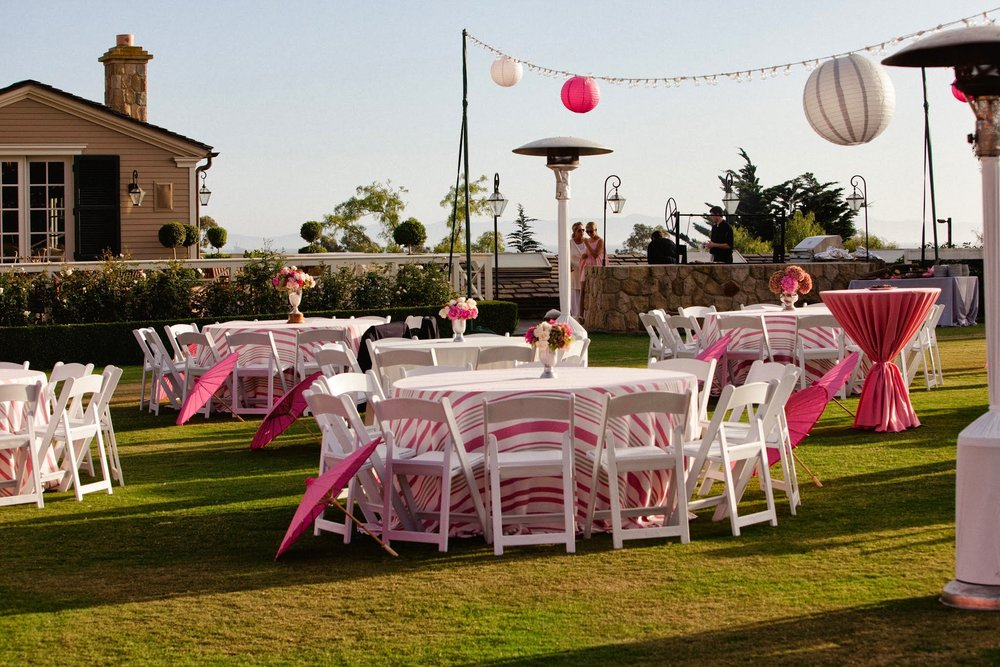 www.FeliciEvents | Pink Polo Party | Funraising Event | Felici Fundraiser | Polo Theme | Clarissa Koenig Photography | Hanging Lanterns