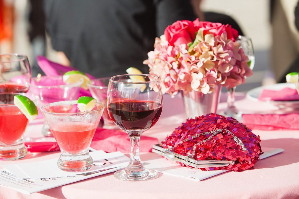 www.FeliciEvents | Pink Polo Party | Funraising Event | Felici Fundraiser | Polo Theme | Clarissa Koenig Photography | Signature Drinks