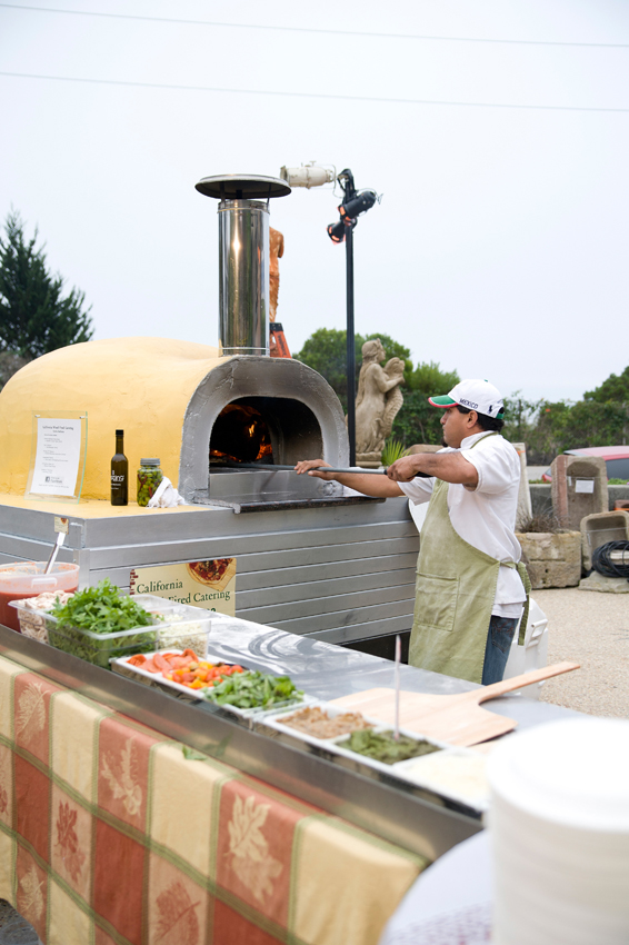 www.FeliciEvents.com | Italian Theme Party | Corporate Event | Launch Party | Event Planner | Pizza Oven Party