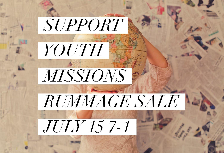 Rummage Sale — Westview Baptist Church
