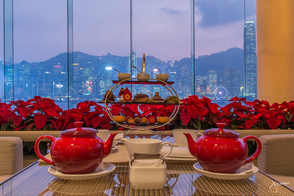 Intercontinental Afternoon Tea Set for Two