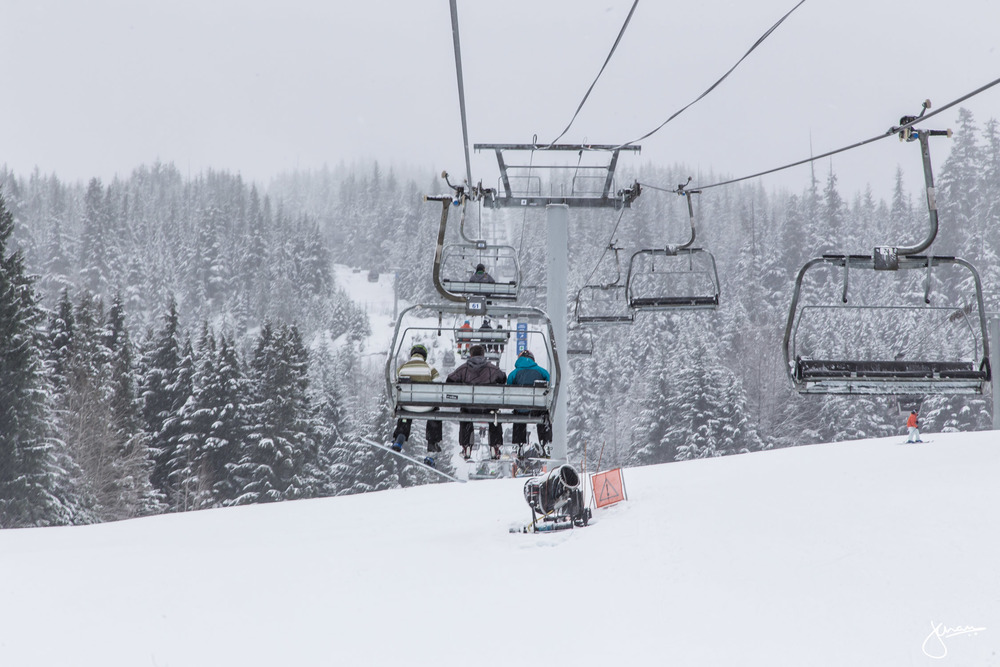 Fitzsimmons Chairlift