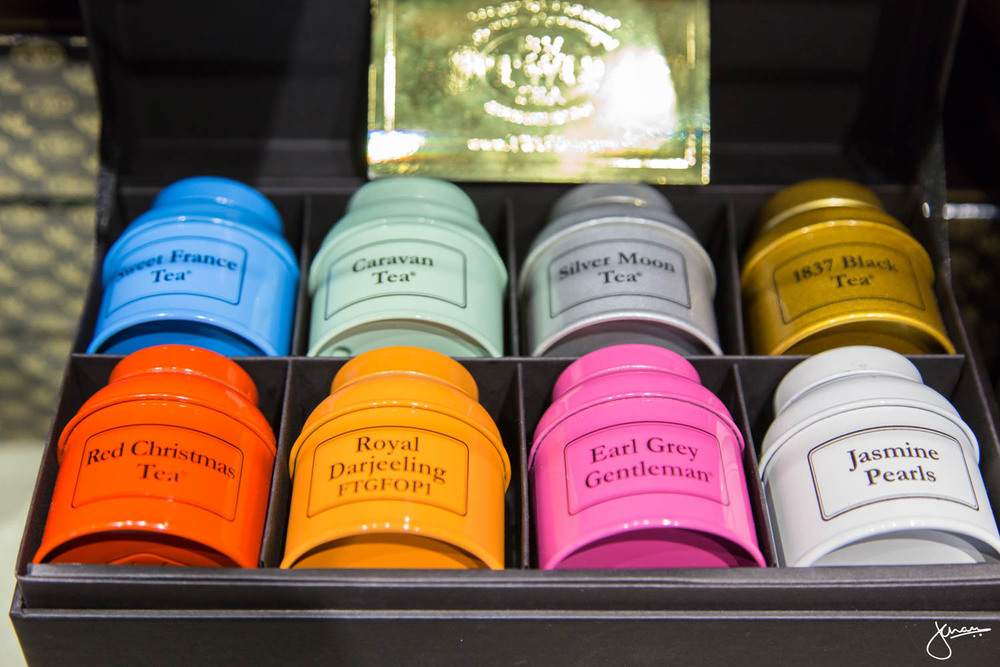 Urban Tea Merchant Gift Set