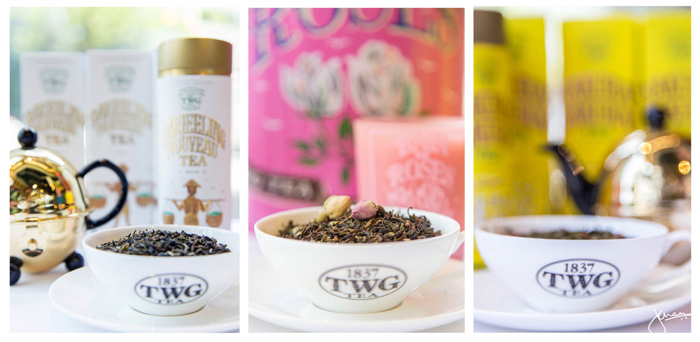 2016 Darjeeling Nouveau, Bain De Roses Tea, Sakura Tea