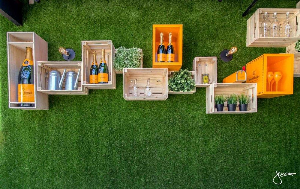 Roof Garten Veuve Clicquot