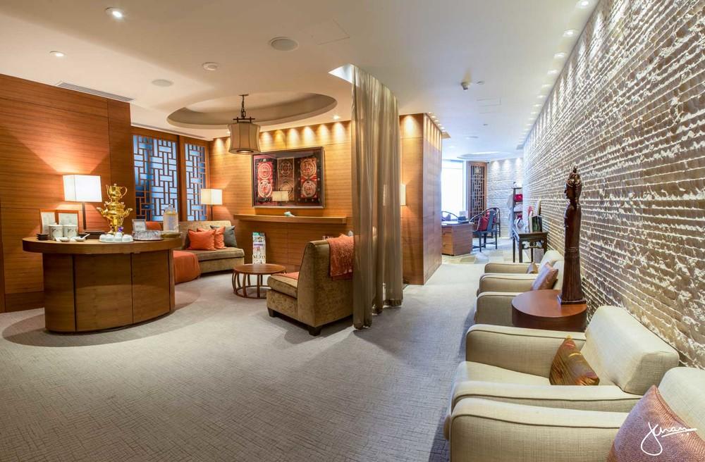 Luxury spa in vancouver chi shangri la jenn chan for A salon vancouver