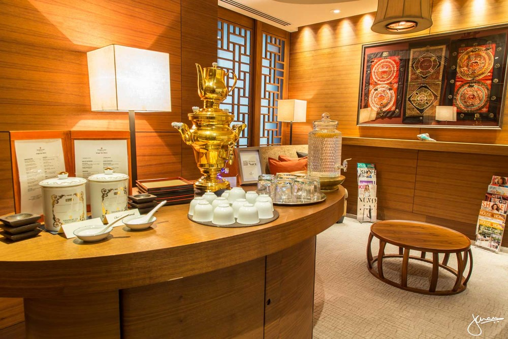CHI Spa Lounge
