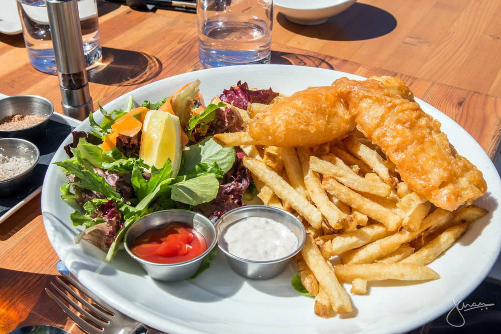 Edible Canada  Fish & Chips
