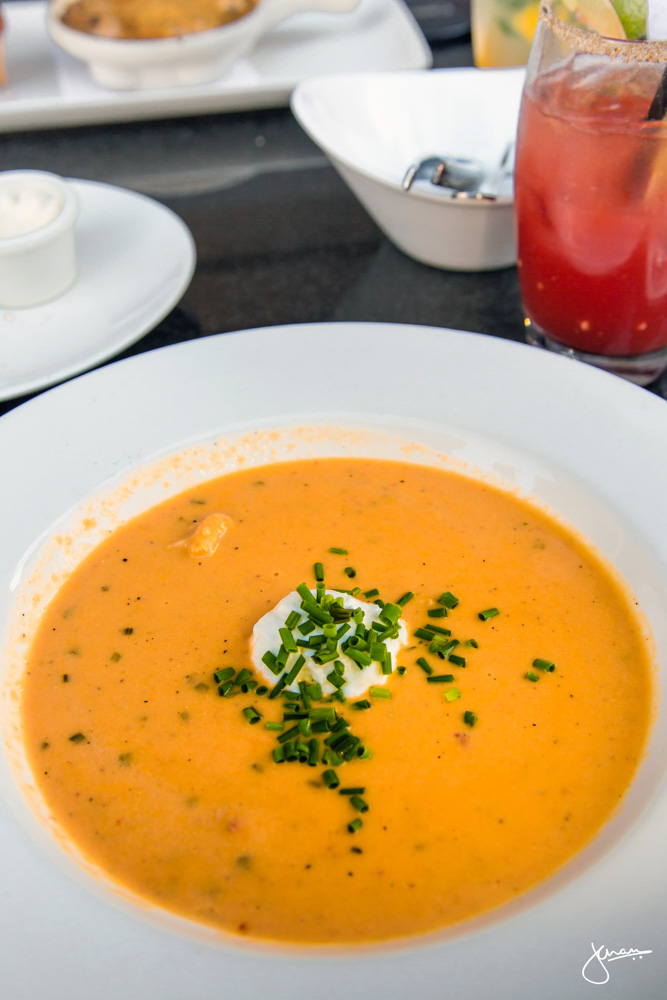 The Keg Lobster Bisque