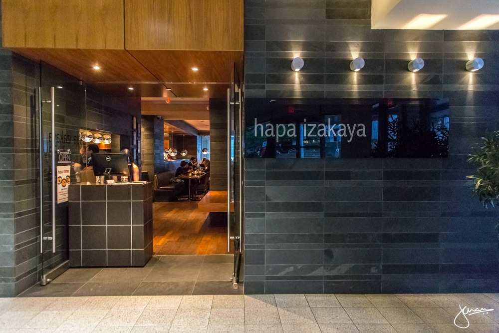 Hapa Izakaya Coal Harbour