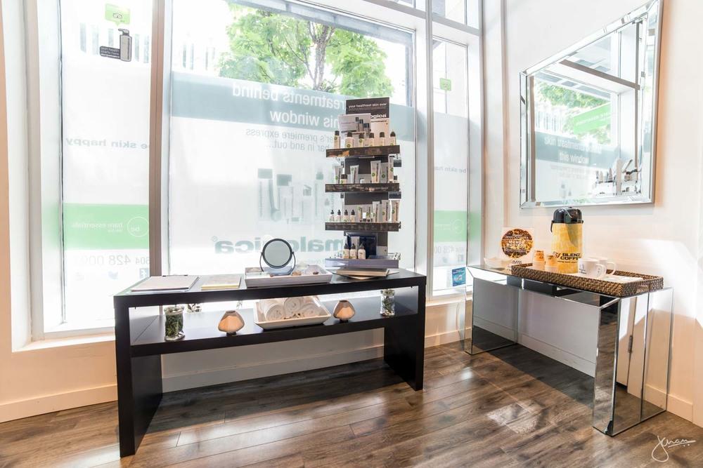 A Tea & Skin Tester Bar