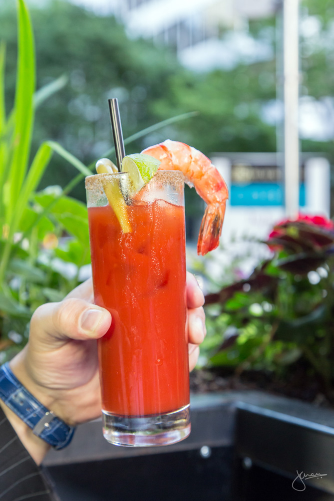 Coast Decked Caesar