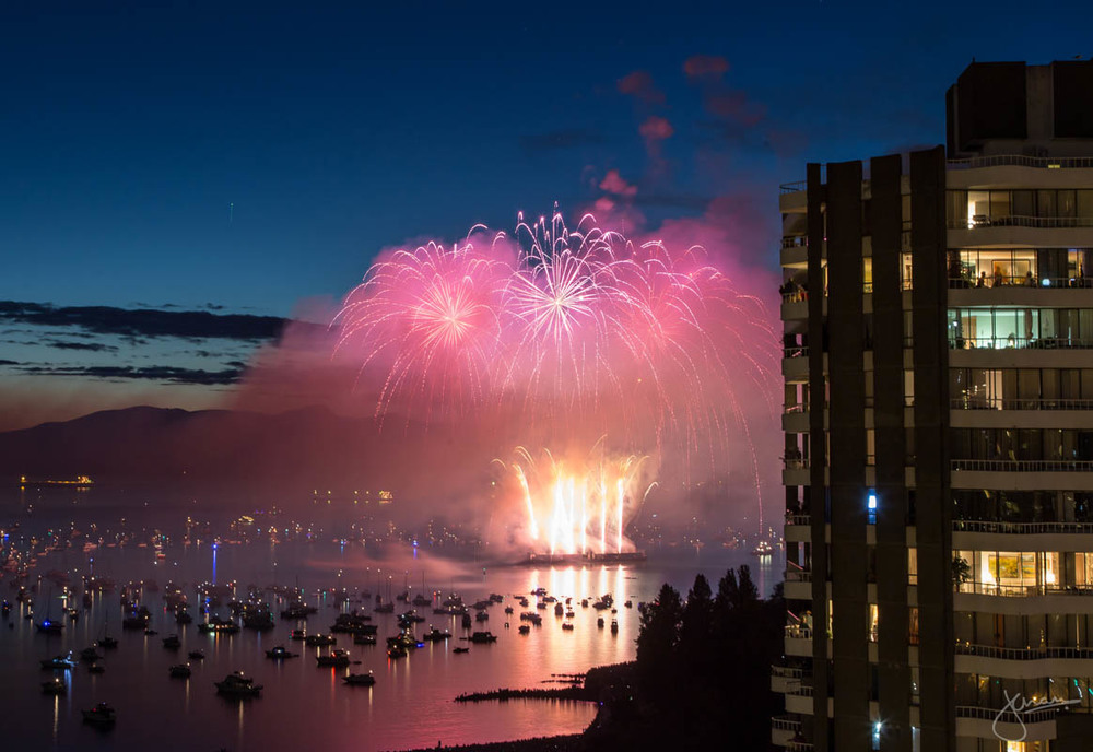 Honda Celebration of Light - Netherlands