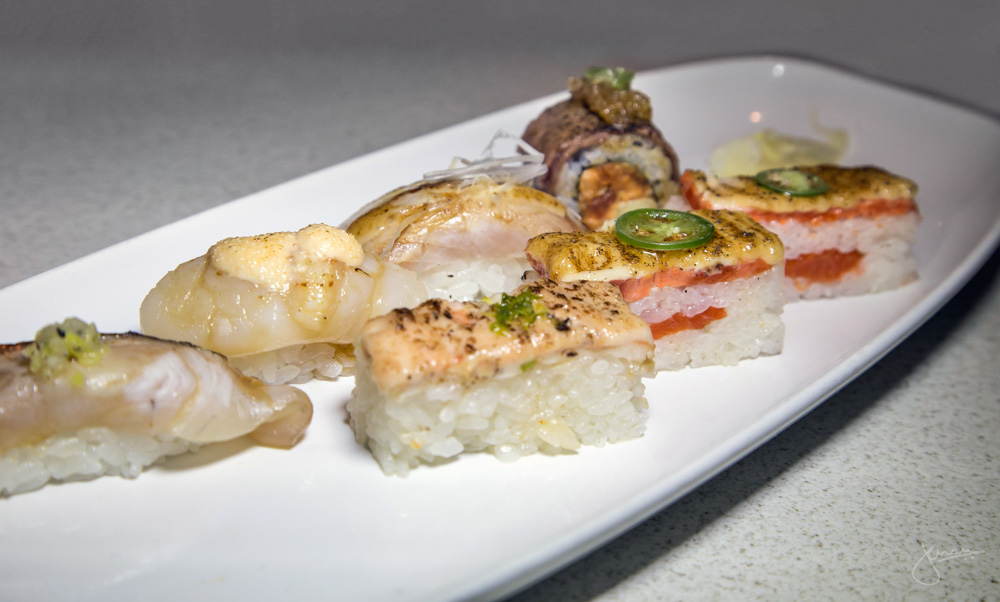 Minami Signature Sushi