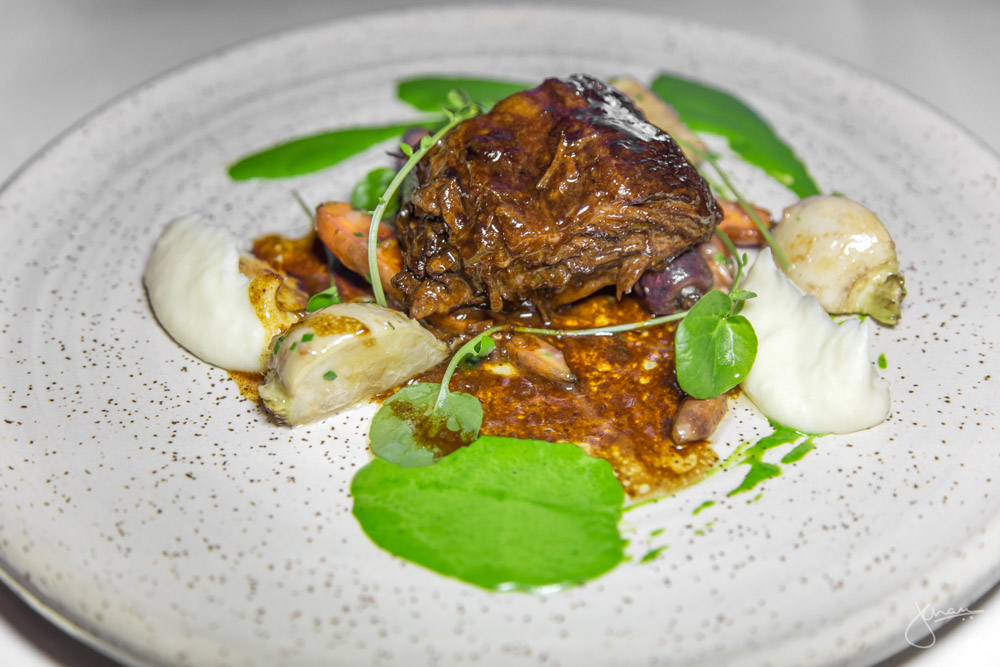 Braised Beef Shortrib