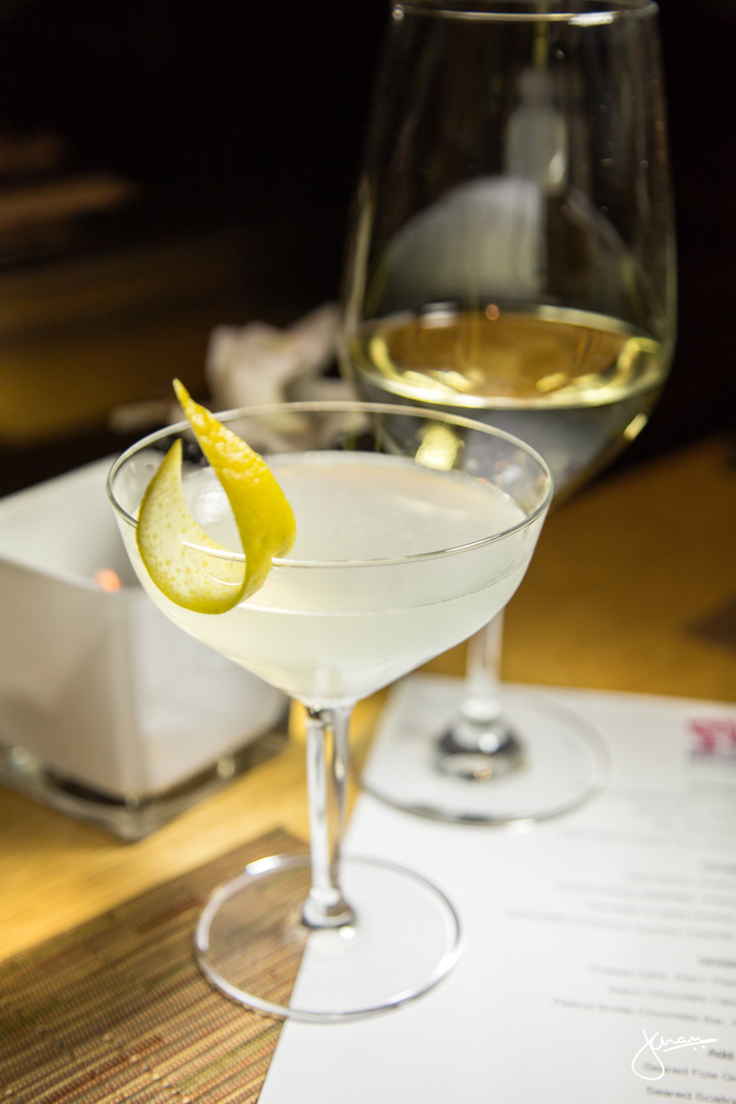Corpse Reviver II & Pinot Gris