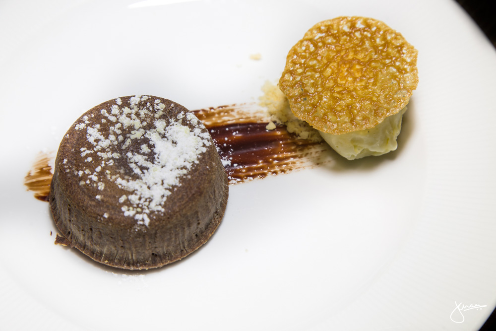 Jean Georges Warm Chocolate Cake