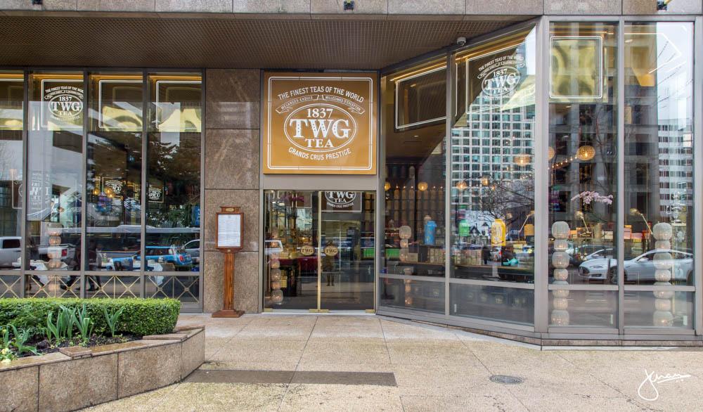 TWG Tea Canada