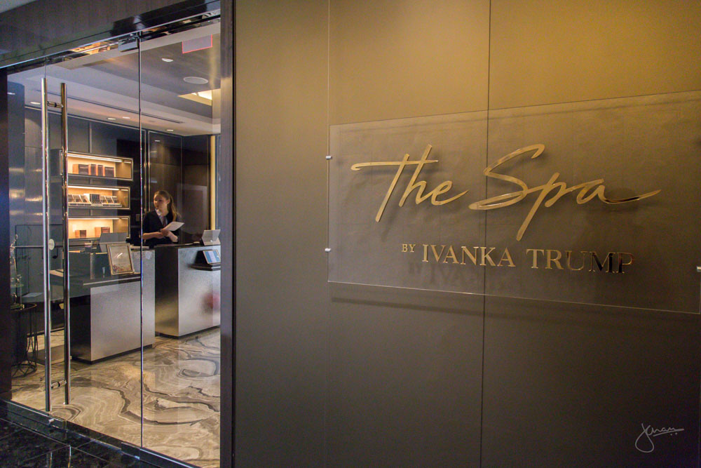 The Spa by Ivanka Trump