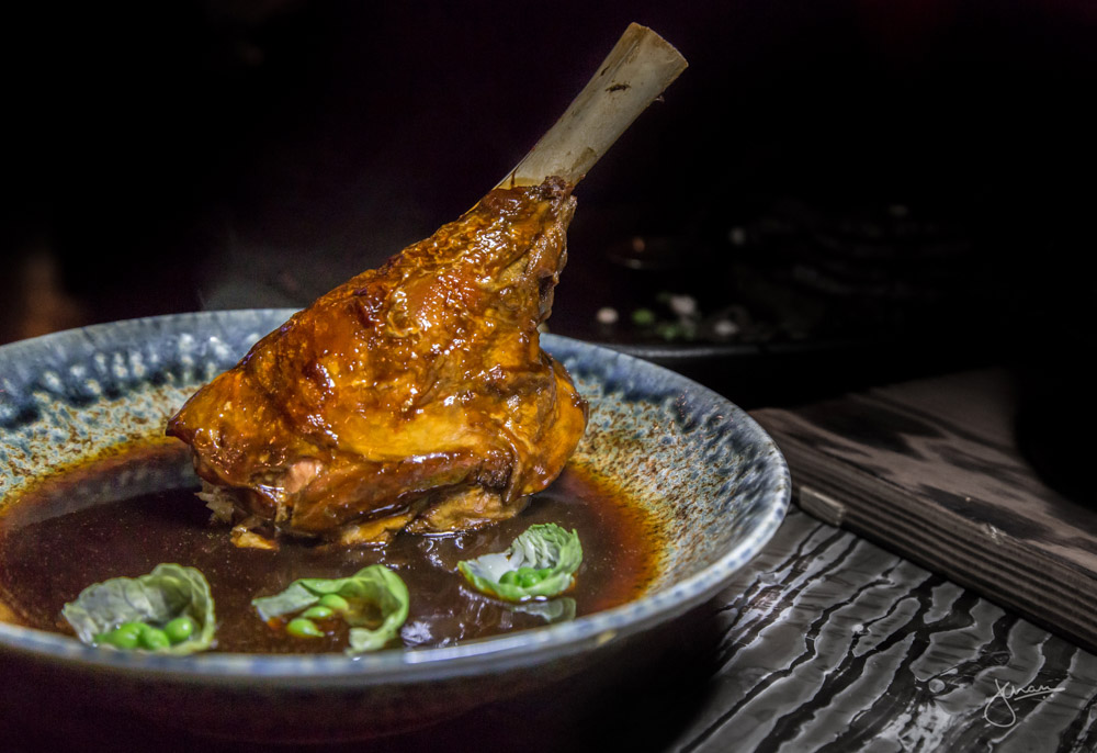 24 hour Slow Cooked New Zealand Lamb Shank, Northern Spices