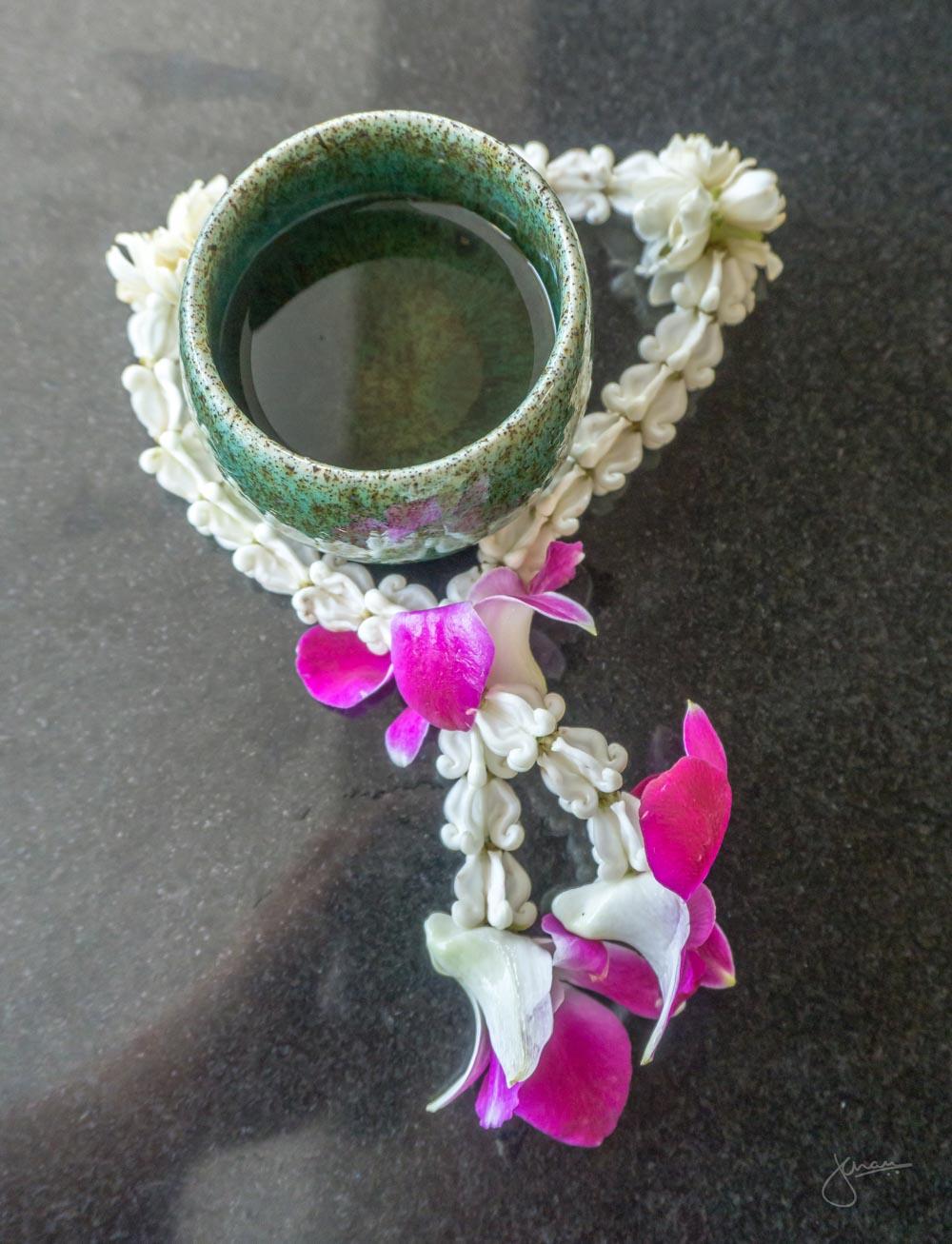 Welcome Thai Flower Bracelet