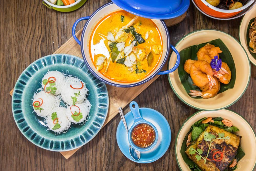 Jewel of Phuket's Cuisine - Mee Hoon Gaeng Poo