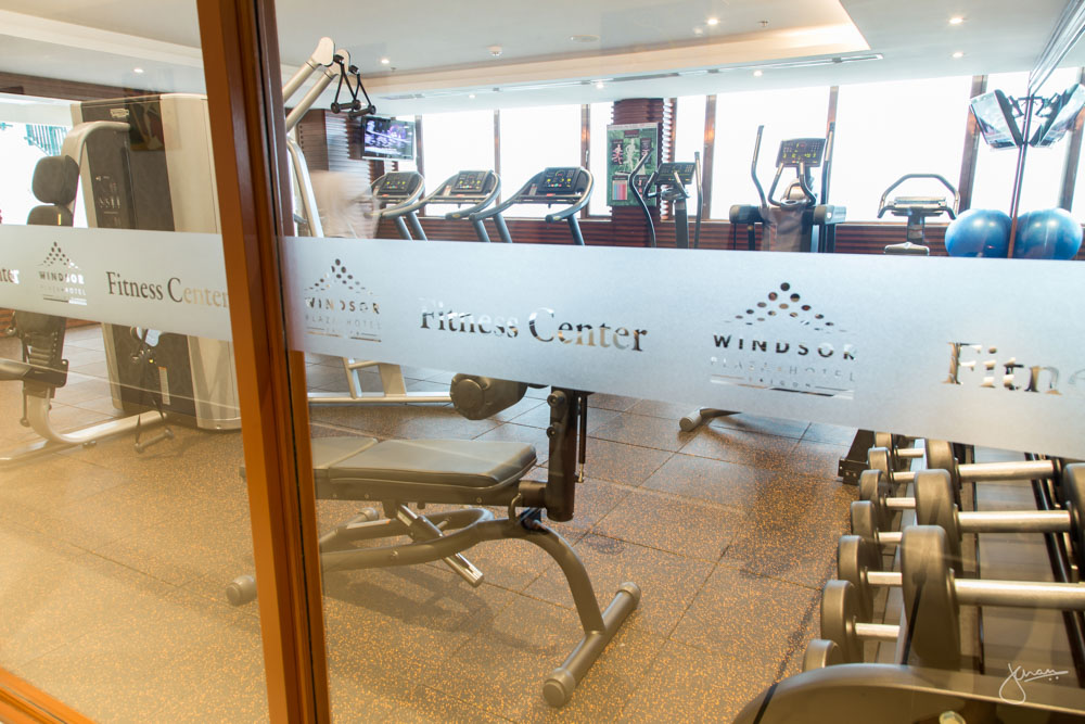 Windsor Plaza Hotel Fitness Centre