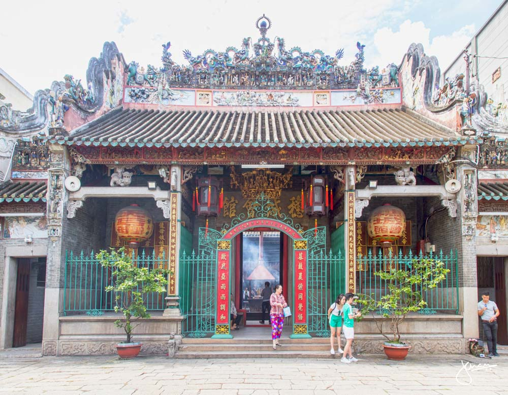 Temple, District 5
