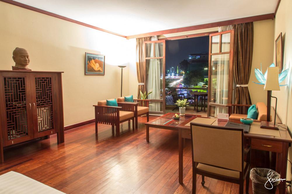 Amanjaya Pancam Phnom Penh Room