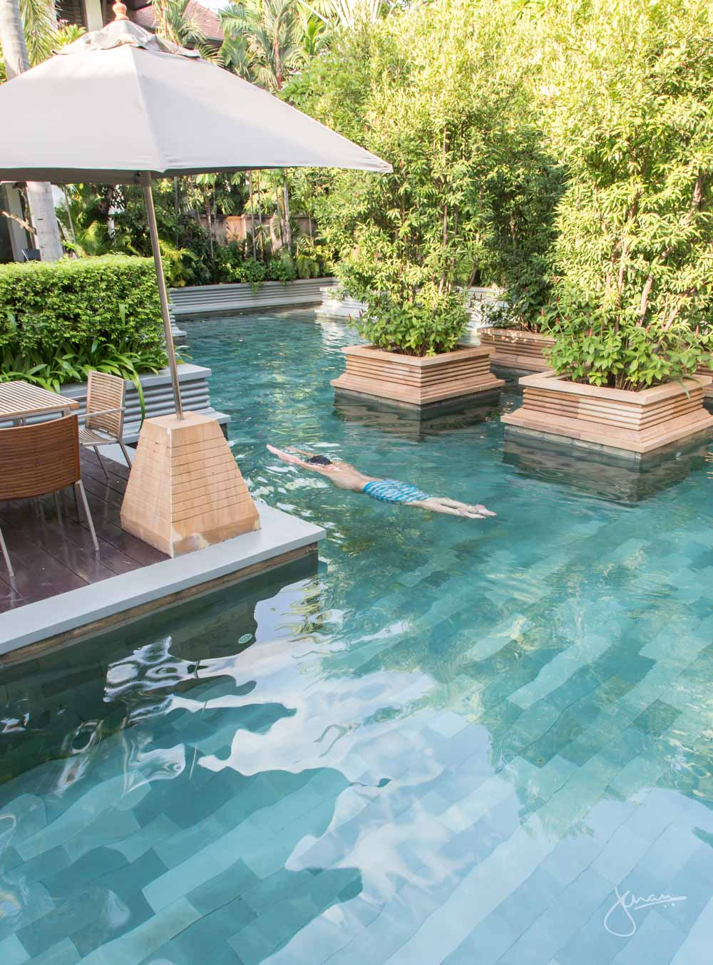 Park Hyatt Siem Reap Pool