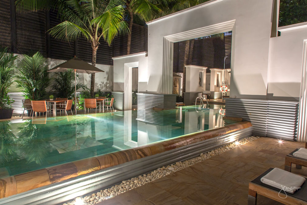 Park Hyatt Siem Reap Salt Water Pool