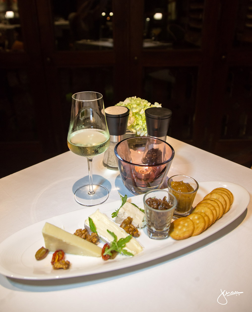 Cheese Plate with Wine Pairing