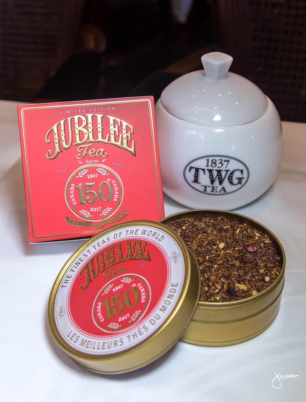 Special Canada 150 Jubilee Tea