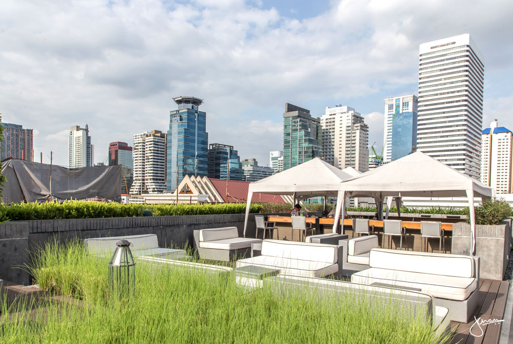 Movenpick Bangkok Rooftop Pool