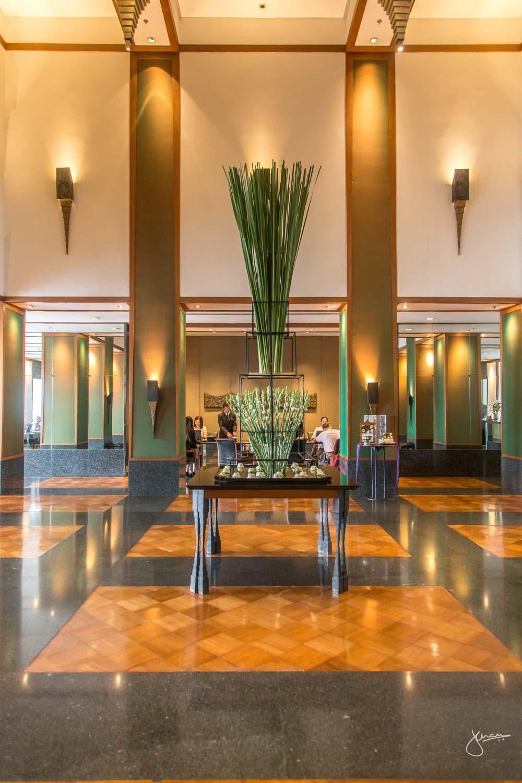 The Sukhothai Bangkok Lobby