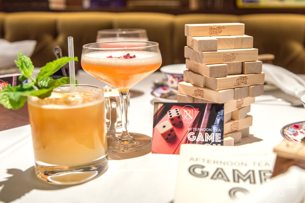 GAME ON Cocktails
