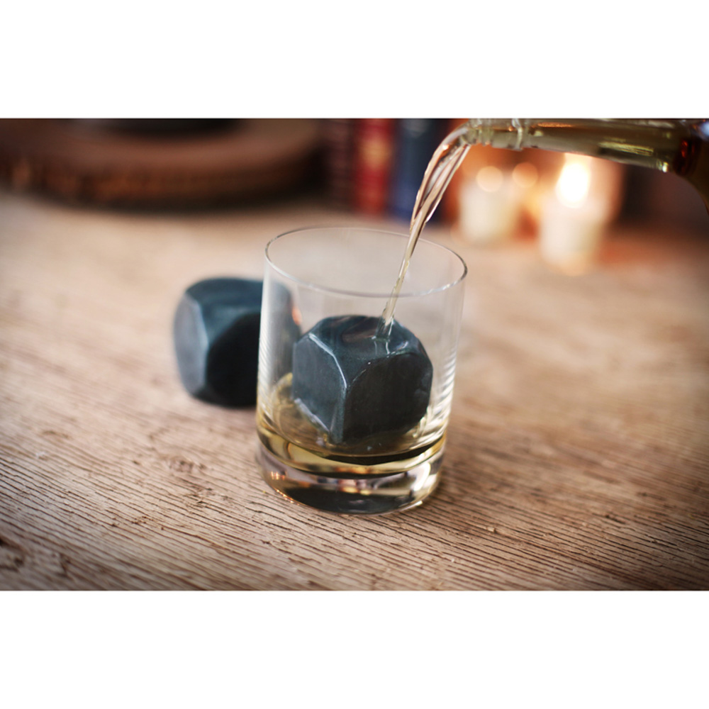 WHISKEY TRUNCATED CUBES - 2 PCS