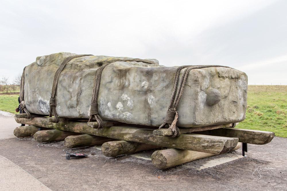 Replica Stonehenge Stone