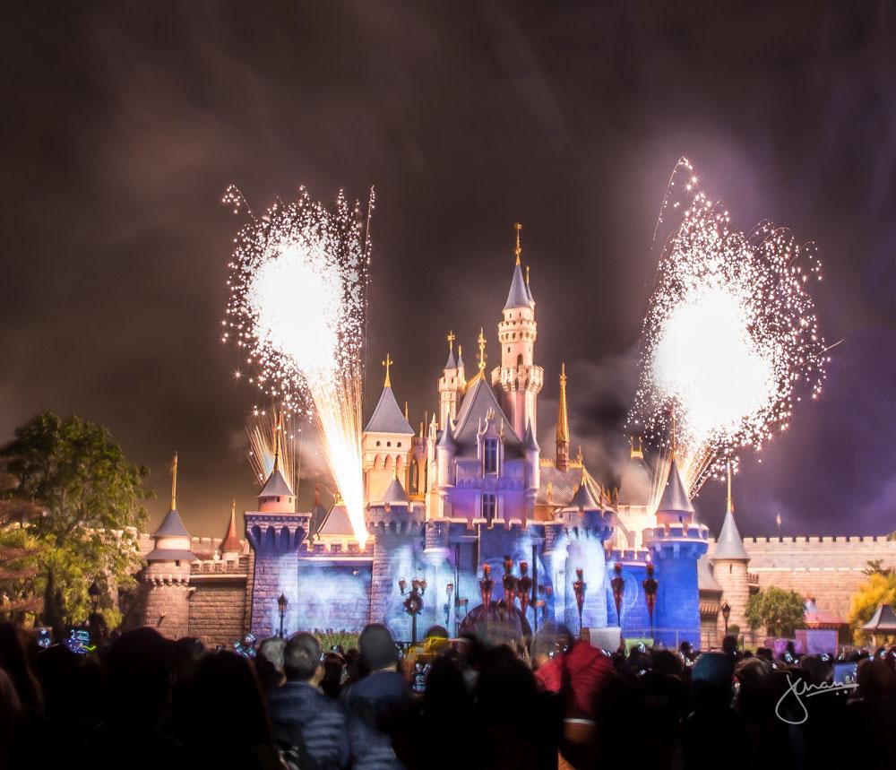 Disneyland Hong Kong Fireworks