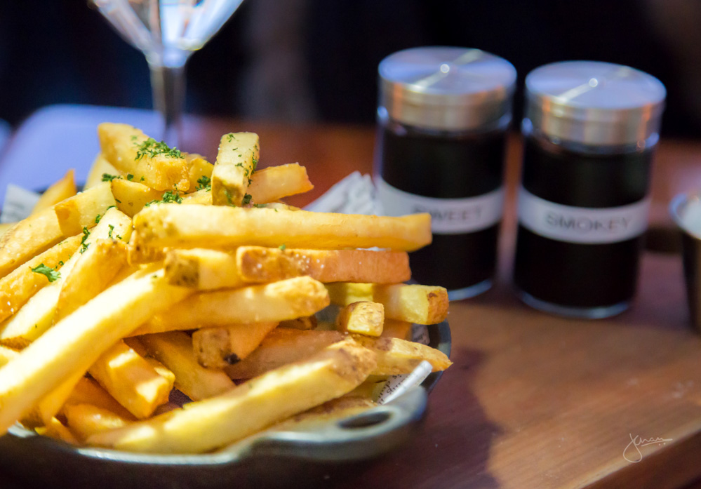 House Blend Spiced Frites