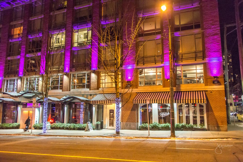 La Pentola & Opus Hotel