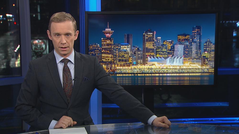 CBC Wall monitor Vancouver Loop