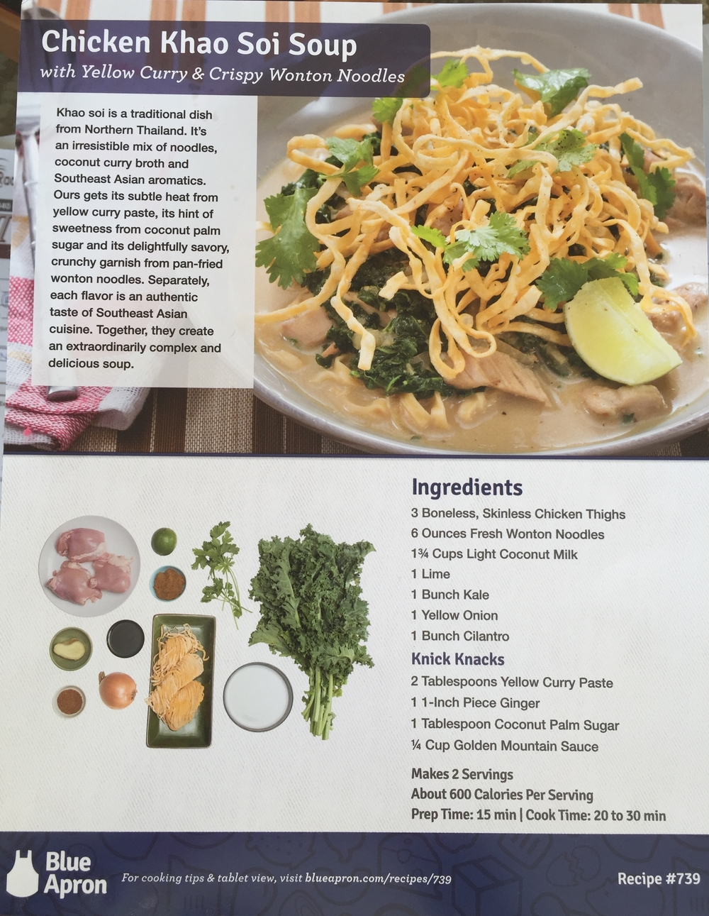 Blue apron cookbook - Img_8973 Jpg