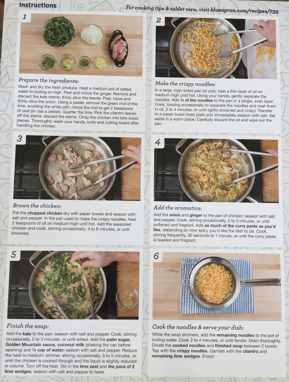 Blue apron wonton noodles - Img_8974 Jpg