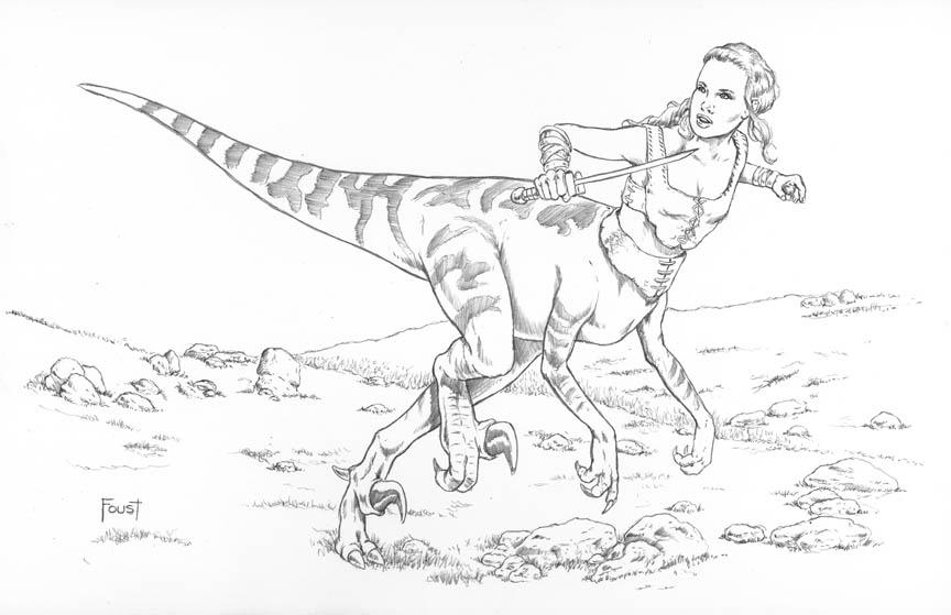Raptor Centaur