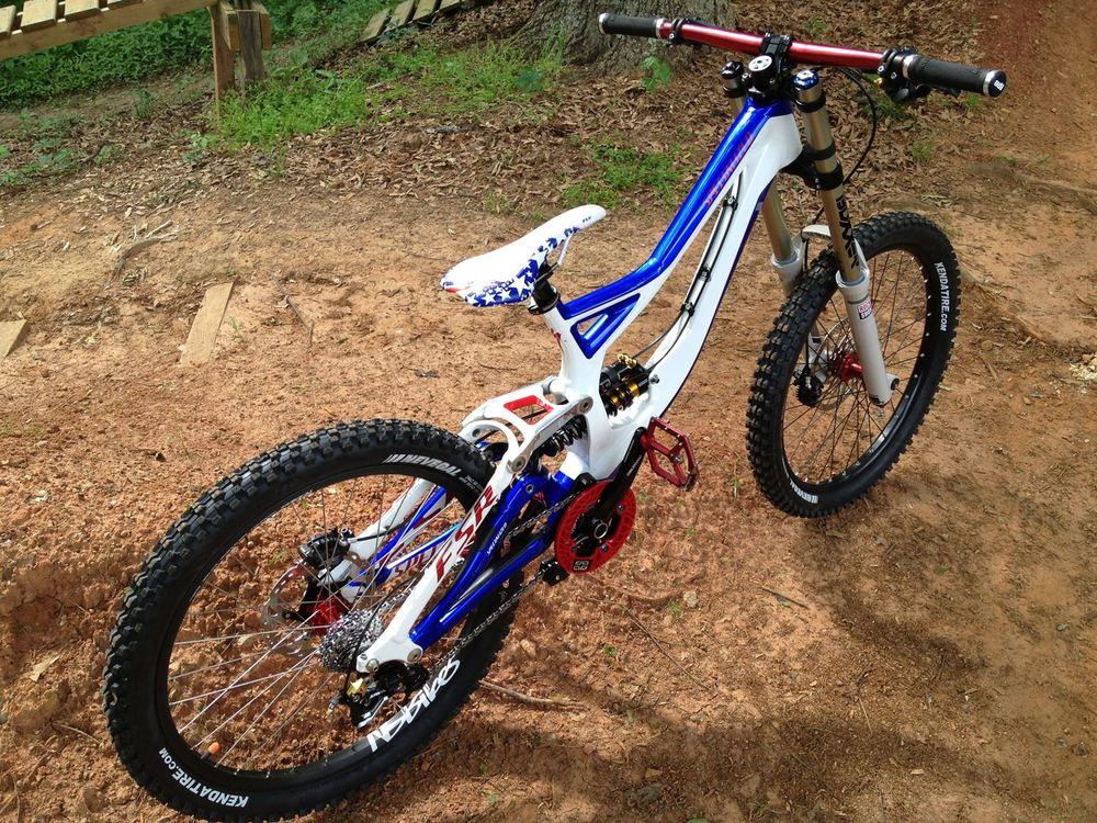 0d92d23f475 Kids DH Bike Part 3: XS Specialized Demo 8 — DoubleBlack Bikes